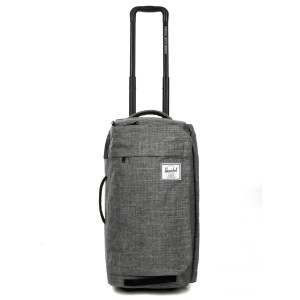 Herschel Sac de voyage Wheelie Outfitter 58 cm raven crosshatch [ Promotion Black Friday 2020 Soldes ]
