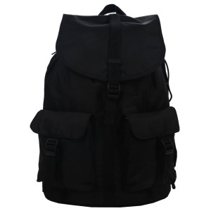 Herschel Sac à dos Dawson Light black Pas Cher