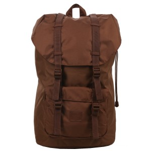 Herschel Sac à dos Little America Light saddle brown Pas Cher