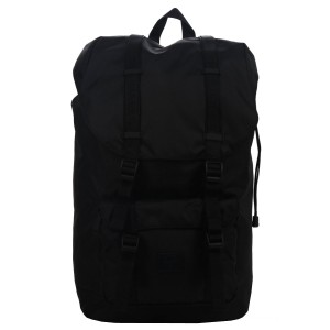 Herschel Sac à dos Little America Light black Pas Cher