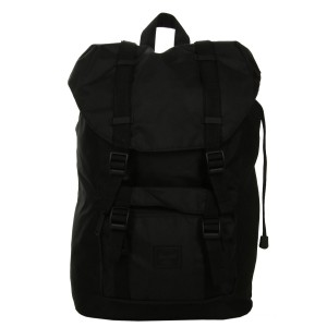 Herschel Sac à dos Little America Mid-Volume Light black [ Promotion Black Friday 2020 Soldes ]