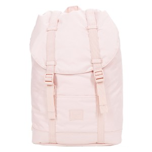 Herschel Sac à dos Retreat Mid-Volume Light cameo rose Pas Cher