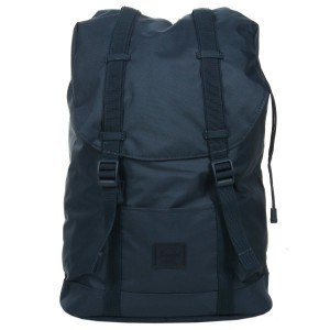 Herschel Sac à dos Retreat Mid-Volume Light navy Pas Cher