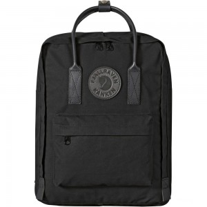 FJALLRAVEN Kånken No.2 Mini - Sac à dos - with black handles noir Noir [ Soldes ]
