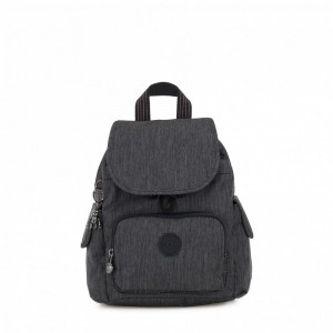 Kipling Small backpack Active Denim Pas Cher