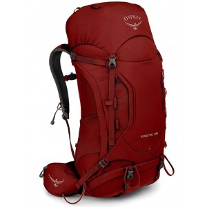 Osprey Sac de randonnée Homme - Kestrel 48 Rogue Red [ Promotion Black Friday 2020 Soldes ]