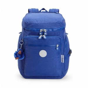 Kipling Grand Sac à Dos Cobalt Flash [ Promotion Black Friday 2020 Soldes ]