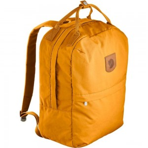 [ Black Friday 2019 ] FJALLRAVEN Greenland Zip - Sac à dos - Large jaune Jaune