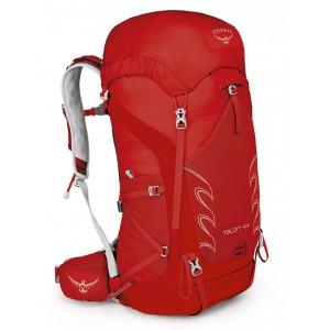 Osprey Sac à dos de trekking léger homme - Talon 44 Martian Red - Marque [ Soldes ]