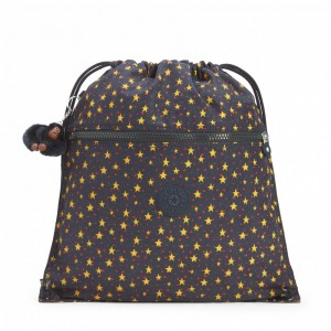 Kipling Grand Sac à Cordon Cool Star Boy