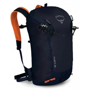 Osprey Sac d'alpinisme - Homme - Mutant 22 Blue Fire [ Promotion Black Friday 2020 Soldes ]