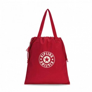 Kipling Sac Cabas Léger Lively Red