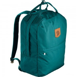 FJALLRAVEN Greenland Zip - Sac à dos - Large Bleu pétrole Bleu Pétrole [ Promotion Black Friday 2020 Soldes ]