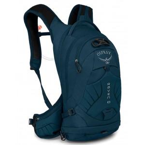 Osprey Sac à dos De VTT Femme - Raven 10 Blue Emerald [ Promotion Black Friday 2020 Soldes ]