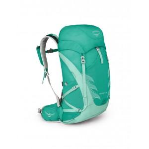 Osprey Sac à dos de trekking léger femme - Tempest 30 Lucent Green - Marque [ Soldes ]