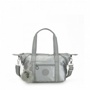 Kipling Sac à Main Metallic Stony [ Promotion Black Friday 2020 Soldes ]