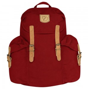 FJALLRAVEN Övik 15 - Sac à dos - rouge Rouge [ Promotion Black Friday 2020 Soldes ]