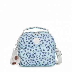 Kipling Small handbag (convertible to backpack) Brltbdblue [ Soldes ]