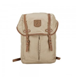 FJALLRAVEN No.21 - Sac à dos - beige Beige [ Promotion Black Friday 2020 Soldes ]