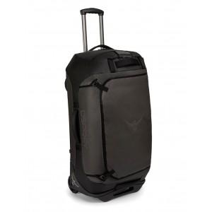 Osprey Sac de voyage à roulettes - Rolling Transporter 90 Black Pas Cher