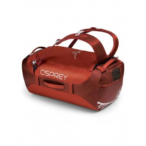 Osprey Sac Duffel - Transporter 65 Ruffian Red - Marque [ Promotion Black Friday 2020 Soldes ]