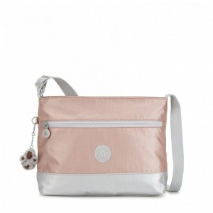 Kipling Medium crossbody Rsgldmtlcb Pas Cher