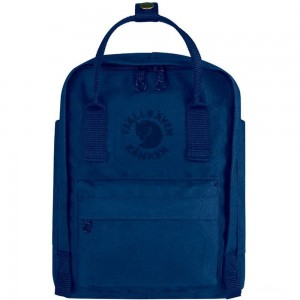 FJALLRAVEN Re-Kånken Mini - Sac à dos - bleu Bleu [ Promotion Black Friday 2020 Soldes ]