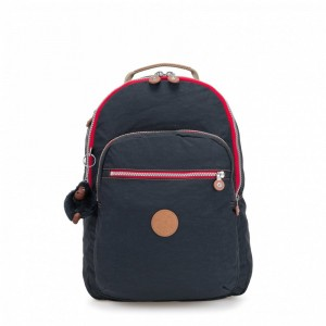 Kipling Grand Sac à Dos Avec Protection Pour Ordinateur Portable True Navy C [ Promotion Black Friday 2020 Soldes ]