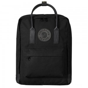 FJALLRAVEN Kånken No.2 - Sac à dos - noir Noir [ Promotion Black Friday 2020 Soldes ]