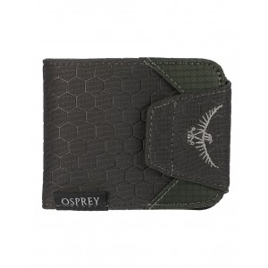 Osprey Portefeuille RFID - Quicklock RFID Wallet Shadow Grey Pas Cher