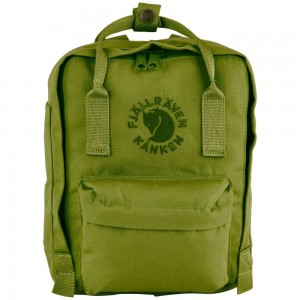 FJALLRAVEN Re-Kanken - Sac à dos mini - vert Vert [ Promotion Black Friday 2020 Soldes ]