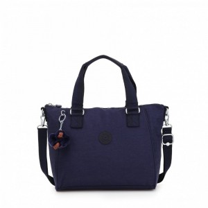 Kipling Sac à Main Medium Avec Bretelle Amovible Active Blue [ Promotion Black Friday 2020 Soldes ]