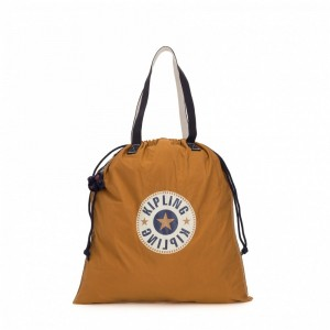 Kipling Grand fourre-tout pliable Active Tan Bl [ Promotion Black Friday 2020 Soldes ]