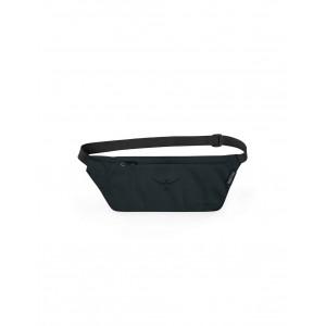Osprey Pochette cache-billets - Stealth Waist Wallet Black [ Soldes ]