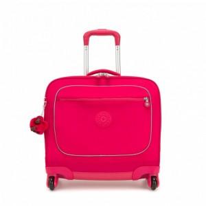 Kipling Sac à Dos Avec Compartiment Pour Ordinateur Portable True Pink Pas Cher