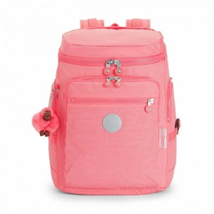 Kipling Grand Sac à Dos Pink Flash [ Promotion Black Friday 2020 Soldes ]