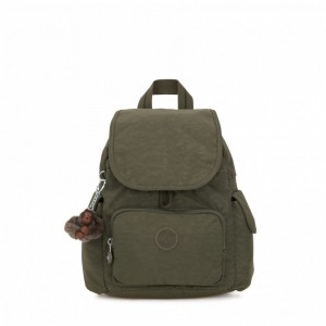 Kipling Sac à Dos City Pack Mini Jaded Green C [ Promotion Black Friday 2020 Soldes ]