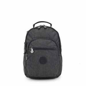 Kipling Sac à dos avec compartiment pour tablette Active Denim [ Promotion Black Friday 2020 Soldes ]