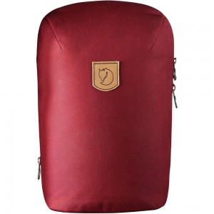 FJALLRAVEN Kiruna - Sac à dos - Small rouge Rouge [ Soldes ]