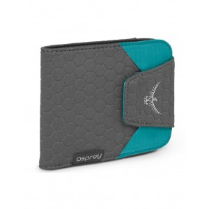 Osprey Portefeuille RFID - Quicklock RFID Wallet Tropic Teal [ Promotion Black Friday 2020 Soldes ]