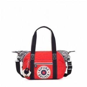 Kipling Sac à Main Active Red Bl [ Soldes ]