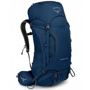 Osprey Sac de randonnée Homme - Kestrel 48 Loch Blue [ Soldes ]