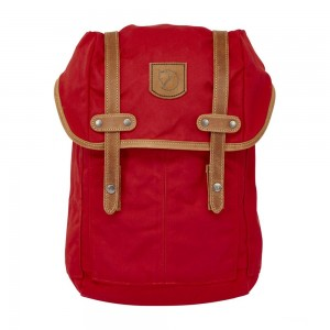 FJALLRAVEN No.21 - Sac à dos - Mini rouge Rouge [ Promotion Black Friday 2020 Soldes ]