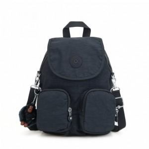 Kipling Petit sac à dos transformable en sac à bandoulière True Navy [ Soldes ]