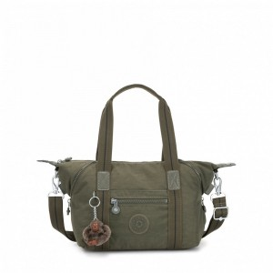 Kipling Sac à Main Jaded Green C Pas Cher