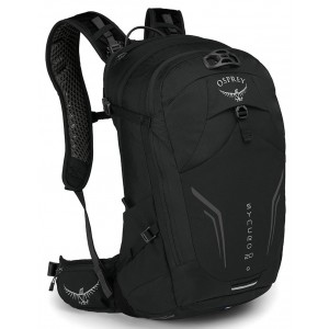 Osprey Sac à dos Vélo Mixte - Syncro 20 Black Pas Cher