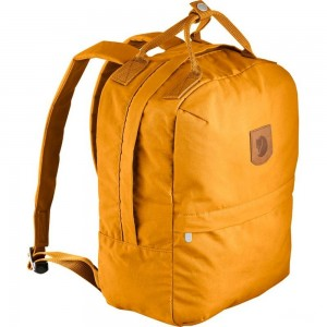 FJALLRAVEN Greenland Zip - Sac à dos - jaune Jaune [ Promotion Black Friday 2020 Soldes ]