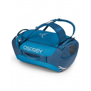 Osprey Sac Duffel - Transporter 40 Kingfisher Blue - Marque Pas Cher