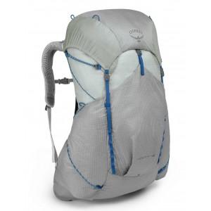 Osprey Sac à dos de randonnée/trekking homme, Levity 45 Parallax Silver [ Soldes ]