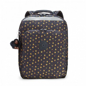 Kipling Grand Sac à Dos Avec Protection Pour Ordinateur Portable Cool Star Boy